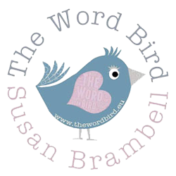 The Word Bird - Word Art