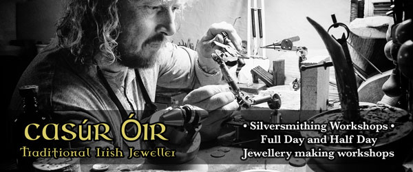 Casur Oir Silver Jewellery Making Workshop