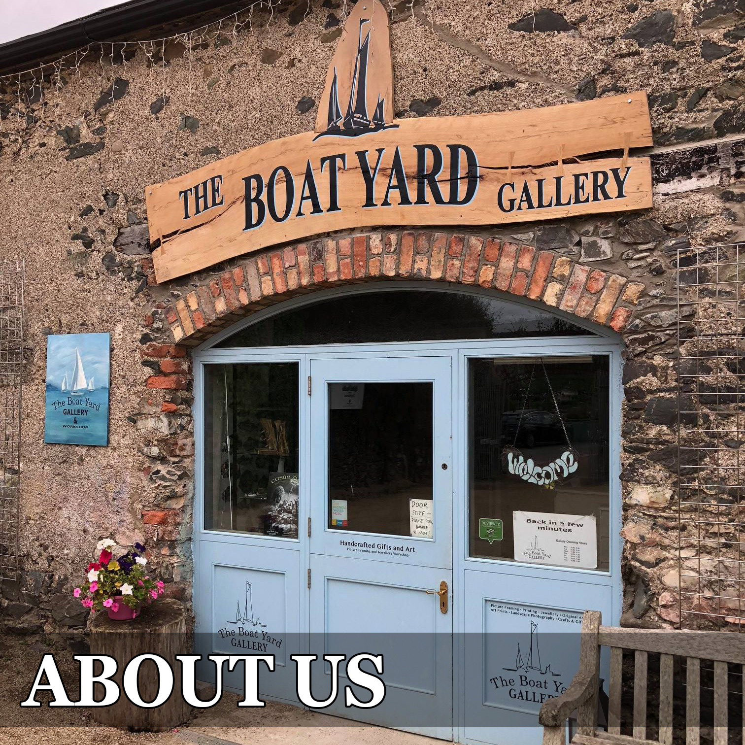 About the Boat Yard Gallery
