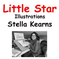 Little Star Illustrations -Stella Kearns