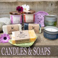 Candles and Soap