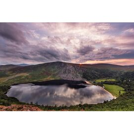 Summer Over Lough Tay