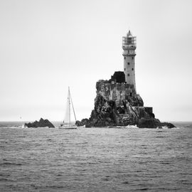 Fasnet Rock Lighthouse