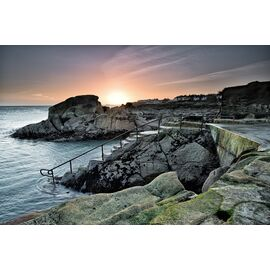 The Forty Foot Swimming Spot