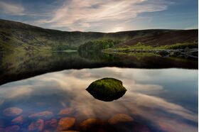 Lough Bray Reflections